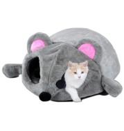 Windproof Warm Cartoon Cats Dogs kennels