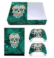 Custom-made XBOX ONE S color sticker to custom game machine host sticker factory direct selling factory direct selling