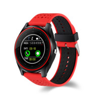 Call photo pedometer smart watch