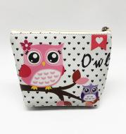 Ladies Children Student Wallet Coin Bag Storage Bag PU Bag