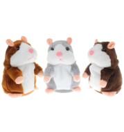 15CM Little Talking Hamster Toy