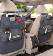 Multi-Purpose Auto Seat Organizer Bag