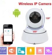 Wireless Network Camera 720P Million Hd WIFI Camera