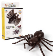 Remote control car spider electronic pet