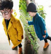 Boy's woolen coat children Korean version