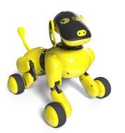 Remote control dialogue robot dog