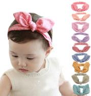 Children's three-dimensional ear hair band