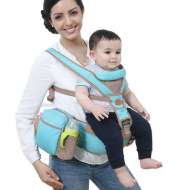 Factory tendril baby baby braces with waist stool and double shoulder multifunction children sitting stool stool wholesale custom
