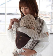 Adjust the decompression and labor saving baby carrier