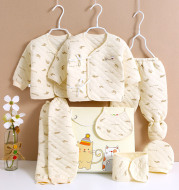 Pure cotton newborn gift set