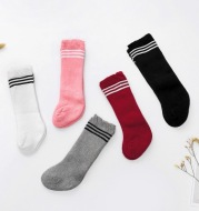 Thick baby socks loose mouth hair