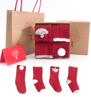 Warm children's socks
