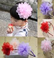 Sweet princess headband for girls