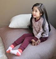 Qiu Yi long trousers suit