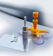 Repairing Cracks Reducing Fluid Glue Tool Set