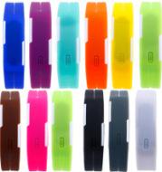 Factory direct outdoor sports LED electronic wristwatch children's watch children watch waterproof watch Watch