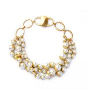 Ladies vintage pearl necklace