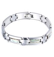European and American tungsten steel bracelet
