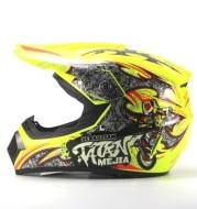 Motorcycle helmet mountain bike helmet
