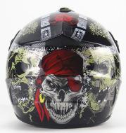 4 seasons Motorcycle helmet