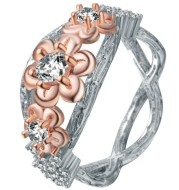 Rose Gold Rose Gold Ring jewelry ring female engagement ring