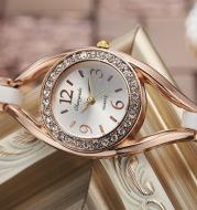 Creative diamond bracelet watch