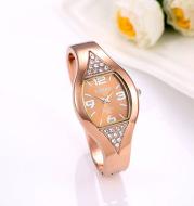 Rhinestone Square Bracelet Watch