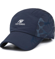 Trendy cotton ear protection baseball cap