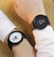 SMT WISH new style king and queen queen king watch