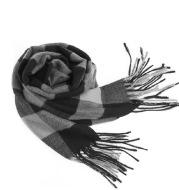 Imitation cashmere scarf