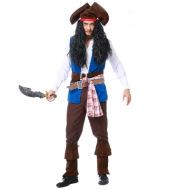 Pirate Captain Jack Costume