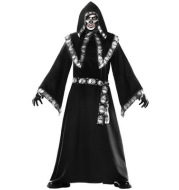 Halloween cloak wizard costume
