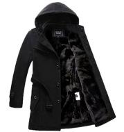 Thick warm coat