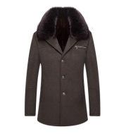 Men's Plush coat
