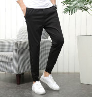 Harlan Sports Feet Strapless Casual Pants