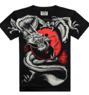 Printed men's T-shirt