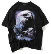 3D three-dimensional animal t-shirt