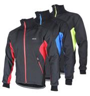Three-layer fleece riding suit