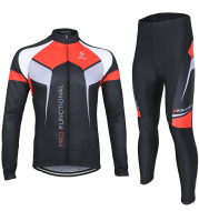Bicycle riding suit
