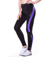Women's breathable cycling trousers