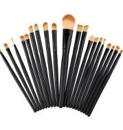 20 Pieces Professional Makeup Brush Set