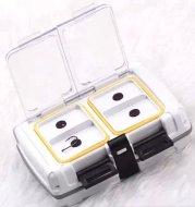 Multifunctional waterproof tool box