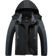 New type of foreign trade, wind resistant, waterproof, waterproof, sports and leisure, jacket, jacket, and outdoor camping outdoors
