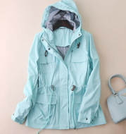 Outdoors, wind, waterproof, waterproof, waterproof, thin, caps, jackets and jackets
