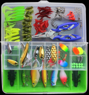 Direct manufacturers and lures 101 multifunctional swimming fishing bait bait bait for cross-border suit