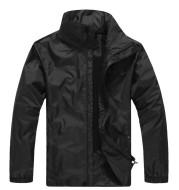 Customizable wholesale LOGO outdoor spring and autumn clothing and men's waterproof monolayer jacket jacket jacket
