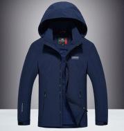 NIANsingle layer jacket men jacket fall waterproof outdoor big code jacket 5326 can be custom-made in autumn