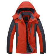 Winter outdoor jackets casual jacket men with windproof coat increase cotton cashmere thermal climbing