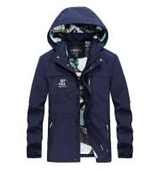 AFSbattlefieldin the autumn new men's clothing in the long style jacket jacket