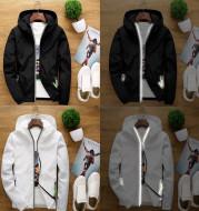 Adding fertilizer, coat, jacket, jacket, jacket, sweetheart, windbreaker and anti light fishing suit, logo